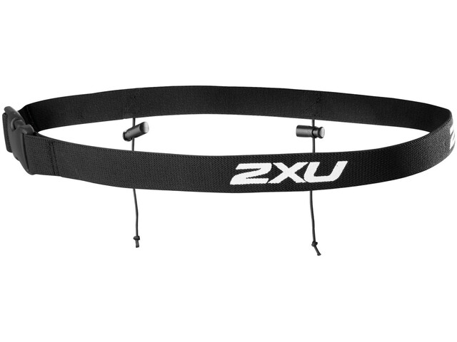2XU Race Belt, black/black